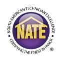 NATE HVAC Repair Certified Company