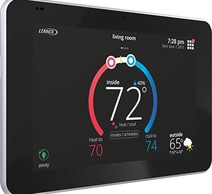 lennoxiComfort-thermostat s30